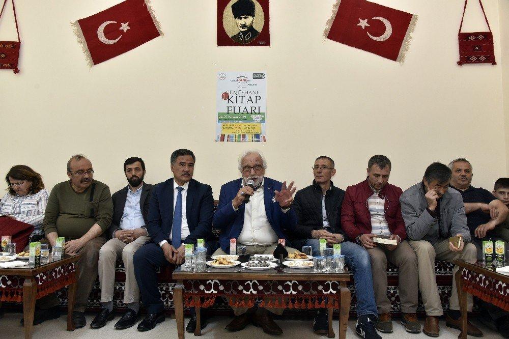"""Ünlü Yazar Bahadıroğlu: """"Fatih Sultan Mehmet Çocukluğunda Uçan Gemiler Çizmiştir, Amacımız Ve Hedefimiz Olmalı"""""""