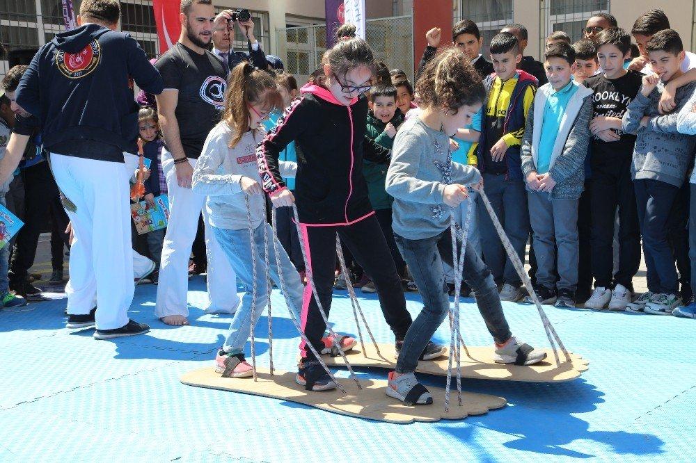 Çocuklarda Teknoloji Bağımlılığına Spor İle Önlem
