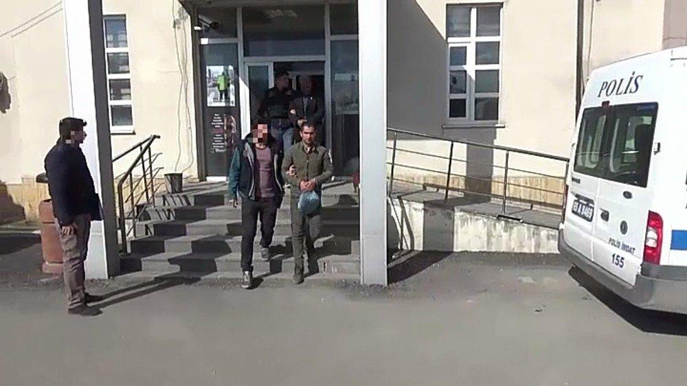 Van'da Kaçak Göçmen Tacirlerine Operasyonu