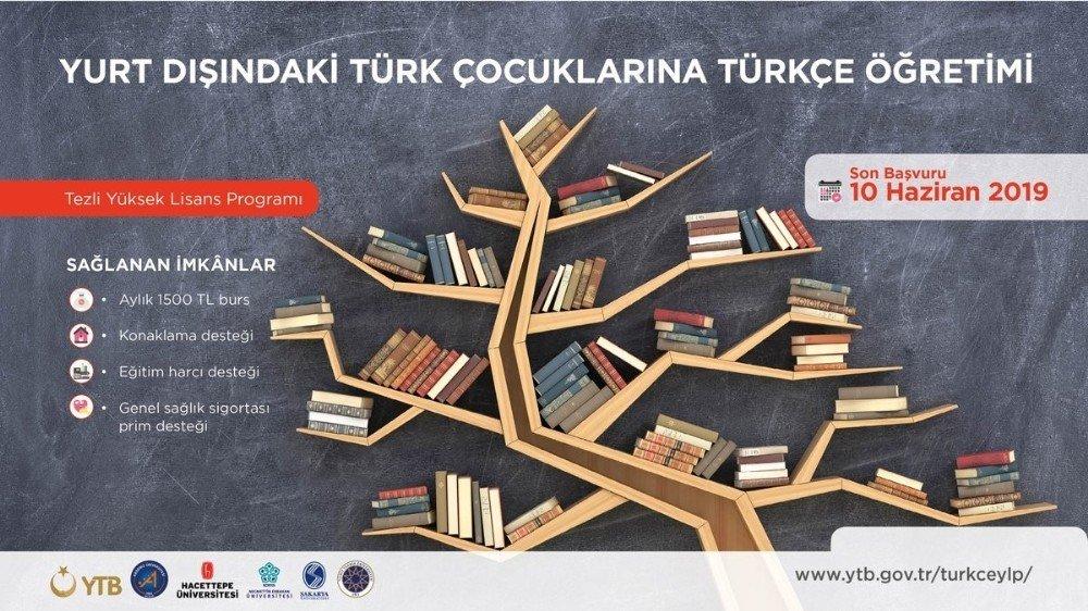 Ytb'den Yurt Dışında Yaşayan Türklere 4 Ayrı Burs Programı
