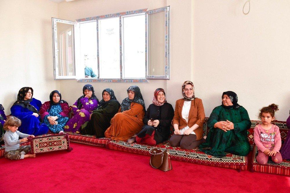 Kadın Kültür Evi Açıldı