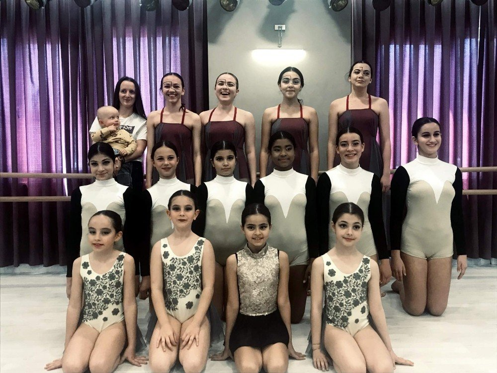 Bodrum Dans Kulübü İngiltere'ye Uçtu