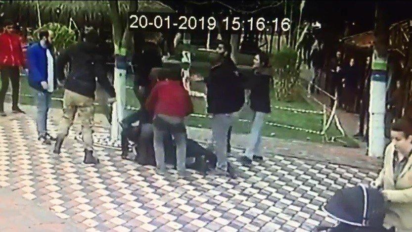 Genç Çifti Darp Edenleri Koruyan Polislere Hapis Talebi