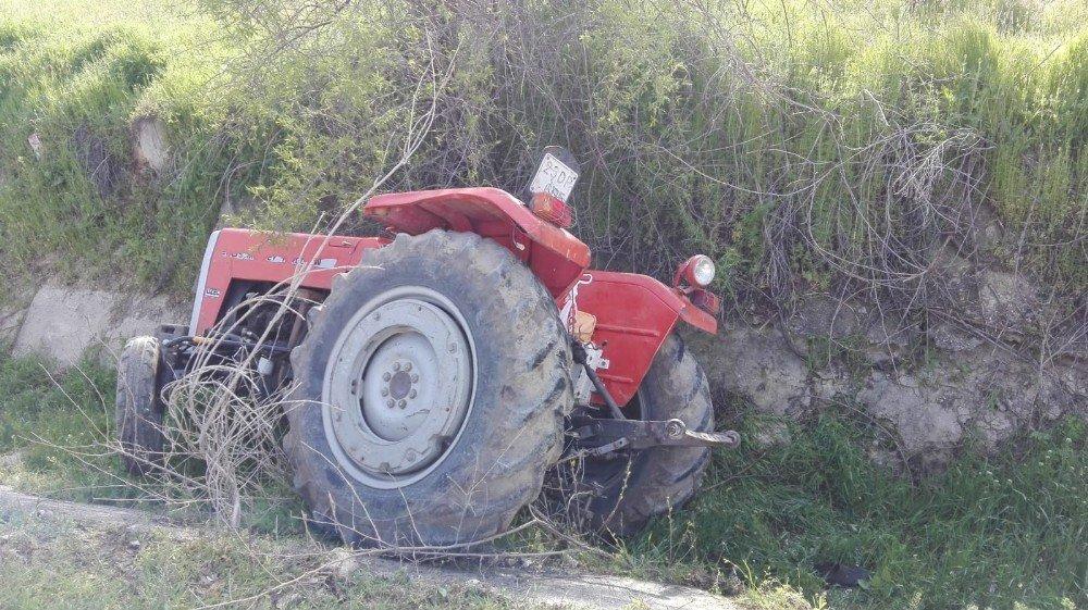 Elazığ'da Traktör Kazası: 1 Ölü, 1 Yaralı