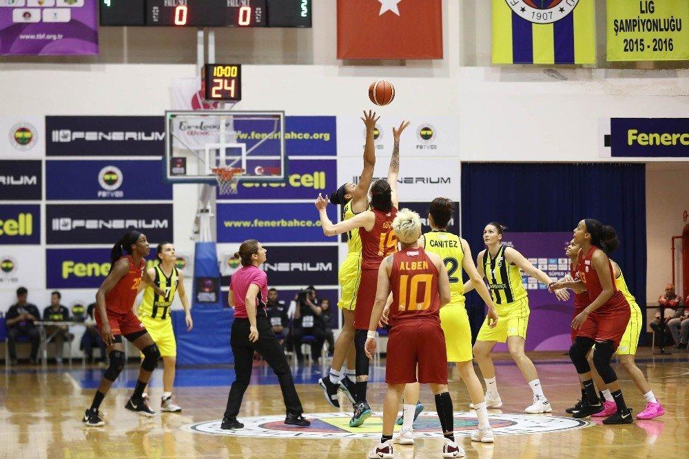 Potada Galatasaray, Fenerbahçe'yi Ağırlayacak