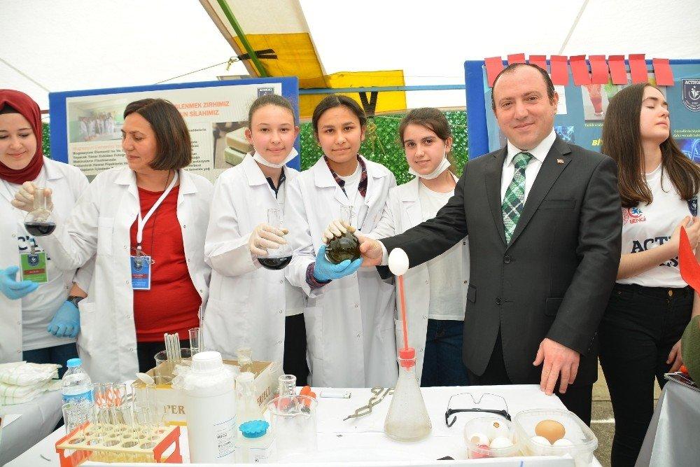 """Lise Öğrencilerinden """"Actıon Fest"""" Festivali"""