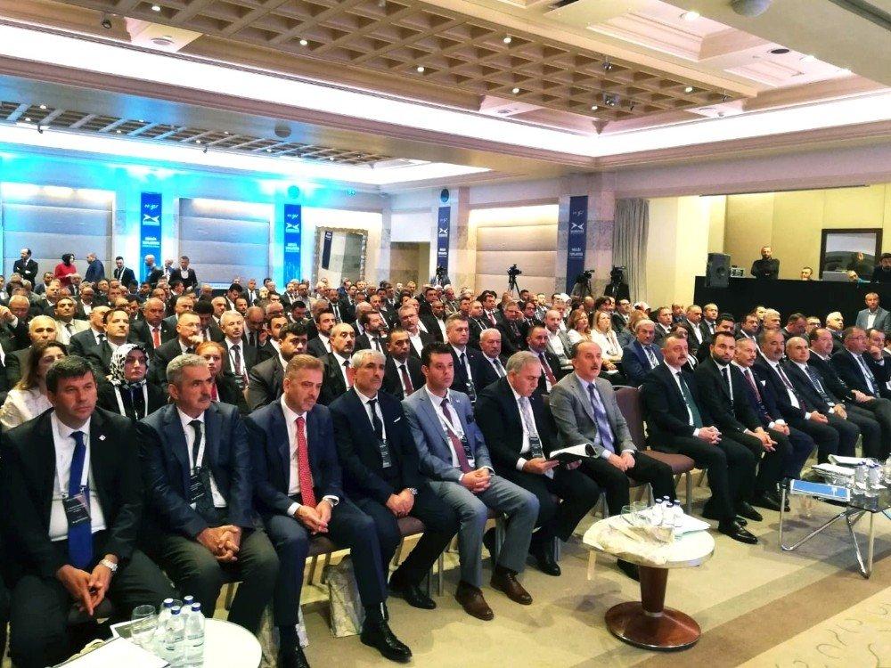 Başkan Sarıkurt Mbb Encümen Üyeliğine Seçildi