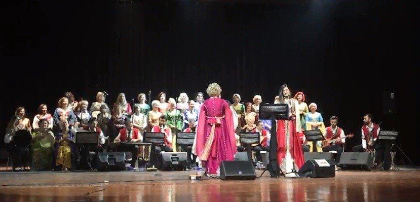 Nilüfer Kadın Korosu'nun Güneydoğu Turnesi Tatsız Bitti