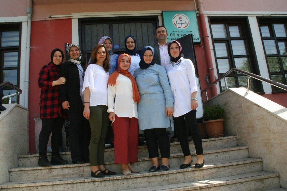 Ahmet Taner Kışlalı Ortaokulundan Dayanışma Kahvaltısı