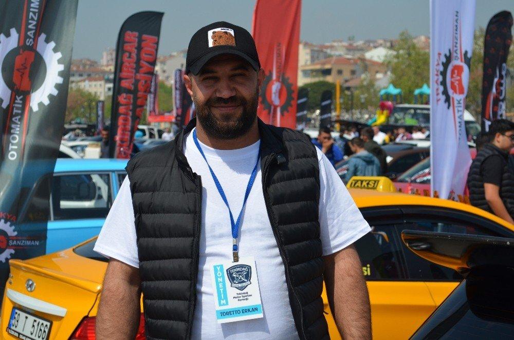 'Tuning Fest 2019'da Türkiye'den 500 Modifiyeli Araç Bir Araya Geldi