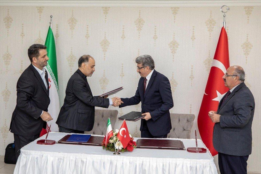 Van'da Türkiye-iran Sınır Güvenliği Toplantısı