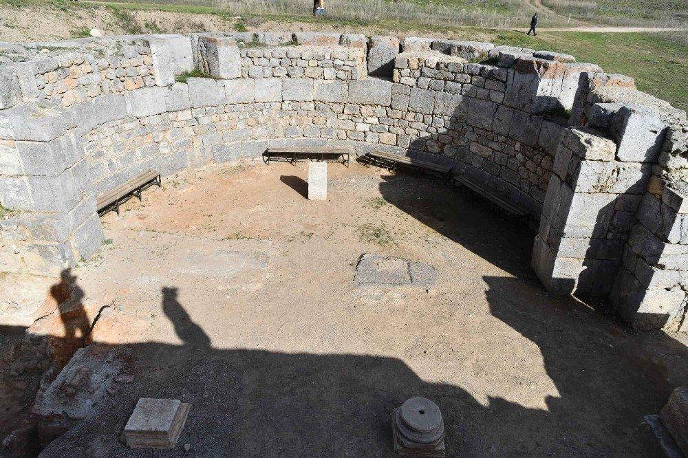 Isparta'daki 5 Bin Yıllık Antik Kent: Pisidia Antiokheia