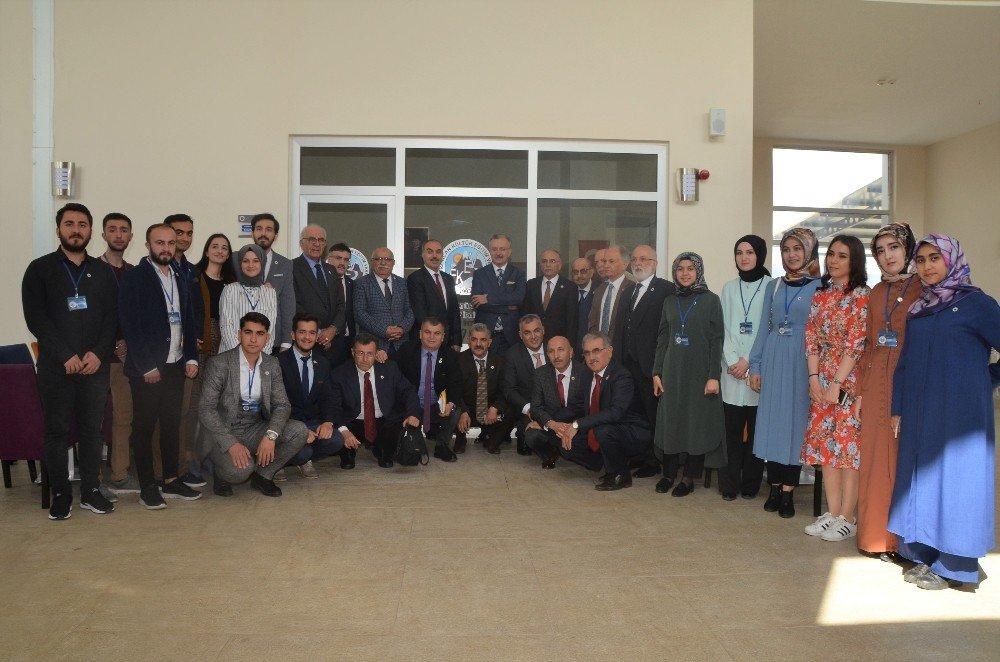Binali Yıldırım Üniversitesinde Ekev Bürosu Açıldı
