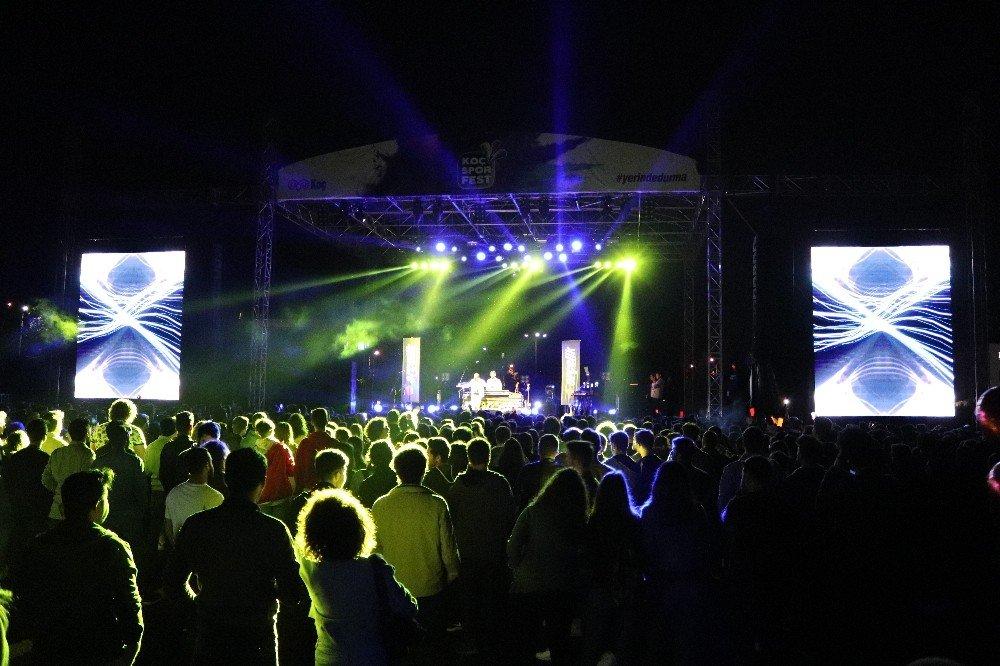 Mskü'de Koç Spor Fest Coşkusu
