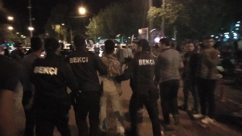 İki Grup Arasında Kavga: 4 Gözaltı