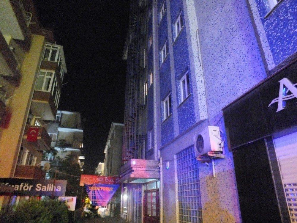 Çankırı'da İntihar Girişimi