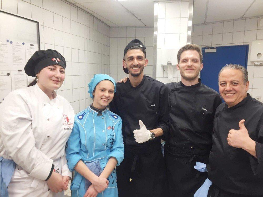 Farklı Kültürleri Ve Mutfakları Tanıdılar