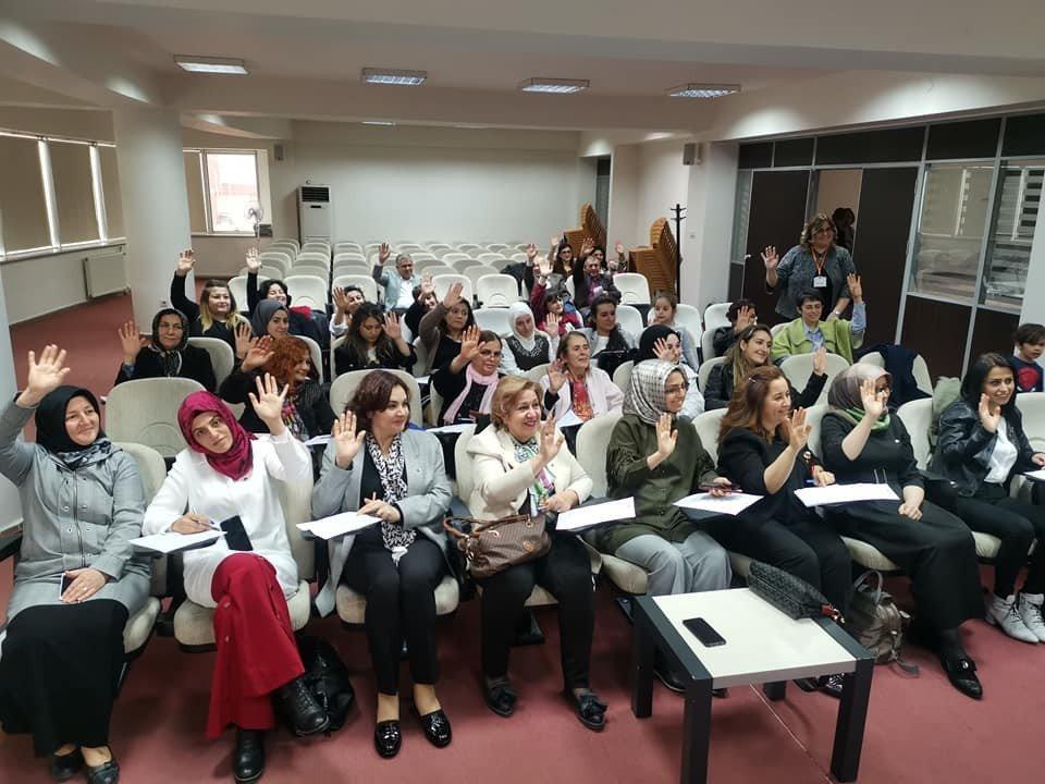Tobb Kadın Girişimciler Kurulu Tarafından Seminer Verildi