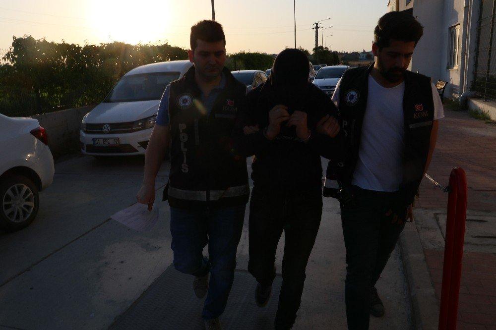 Adana'da Fetö'ye Şafak Vakti Operasyon