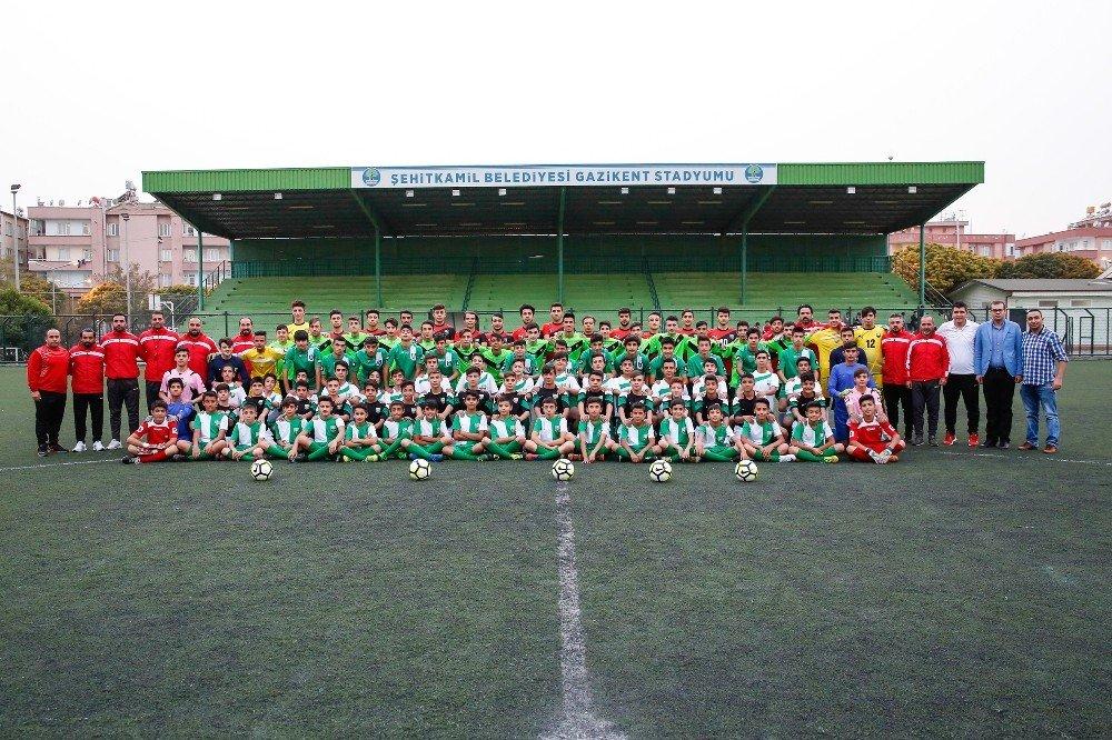 Futbol Akademisi Mezunları Şampiyonluk Sevinci Yaşıyor