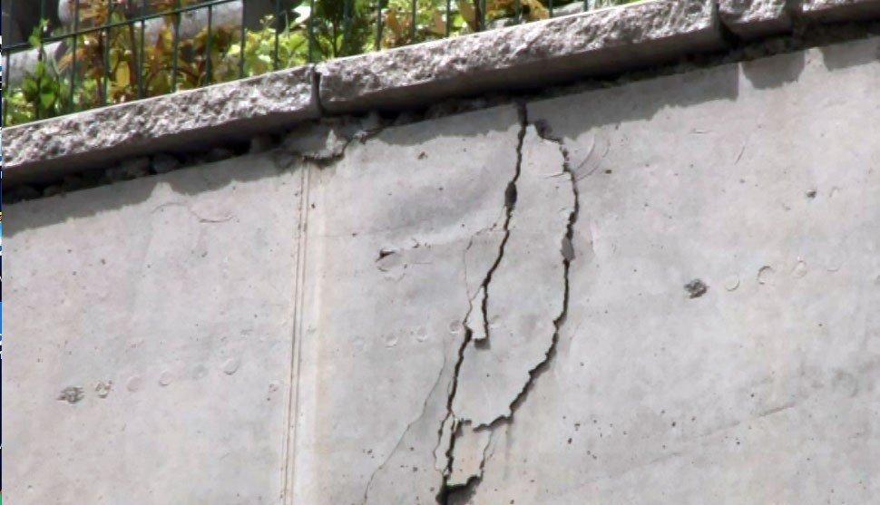 Başakşehir'de Çöken İstinat Duvarının Çevresinde Teknik Çalışmalar Devam Ediyor