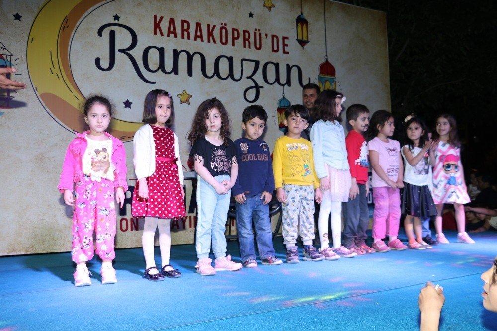 Karaköprü'de Ramazan Etkinliklerine Yoğun İlgi