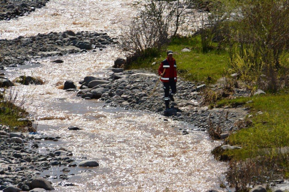 Kars'ta Sabahın İlk Işıklarıyla Nurcan'ı Arama Çalışmaları Yeniden Başladı