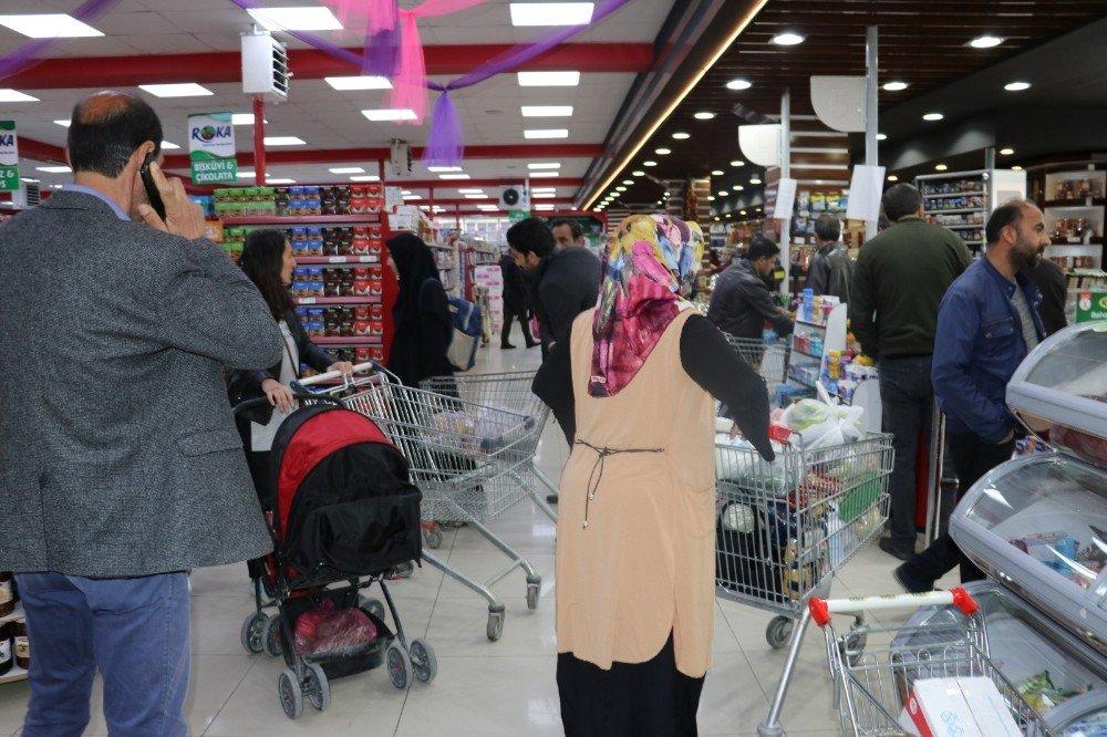 Roka Avm'de Ramazan Yoğunluğu