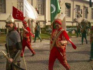 eski osmanlı marşı