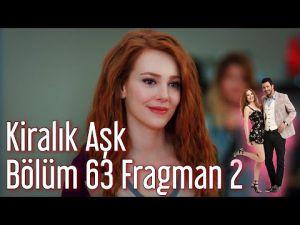Kiralık Aşk 63. Bölüm 2. Fragman