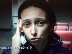 Manisa'da 4 aylık hamile olan Ebru Tireli parkta darp edildi