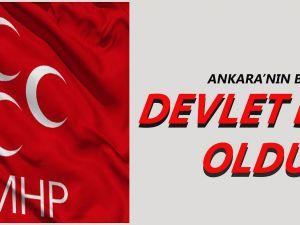 Ankara'nın Bağları Devlet BABA Oldu