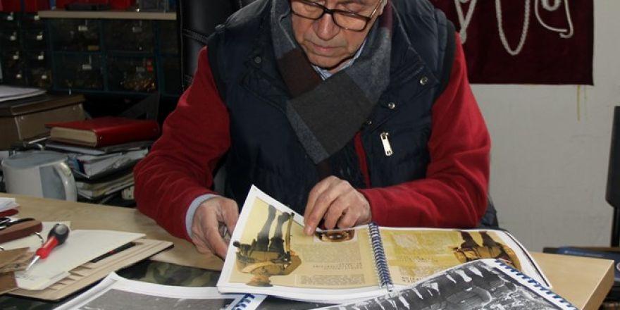 Son Osmanlı terzisi tarihi nakış nakış işliyor