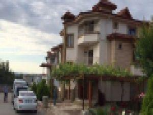 Adana'daki fuhuş çetesinin villası görüntülendi