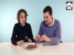 Yabancılar Türk Yemeklerini Denerse