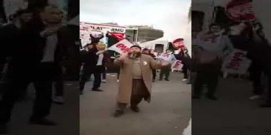 Dombra dansı sosyal medyayı salladı