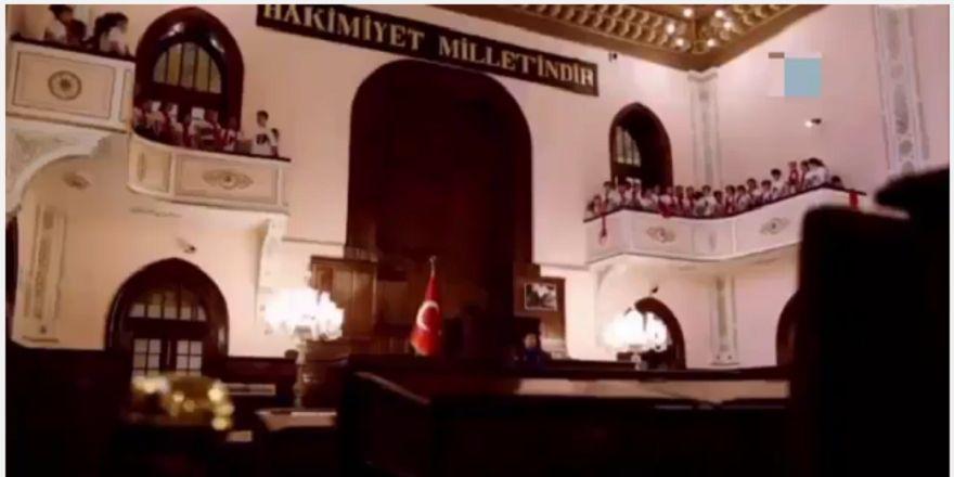 Jandarma Genel Komutanlığı'ndan '23 Nisan' videosu