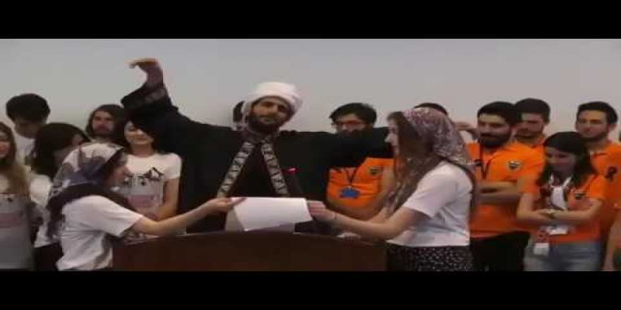 'İnek Bayramı' adı altında yine İslam'a hakaret