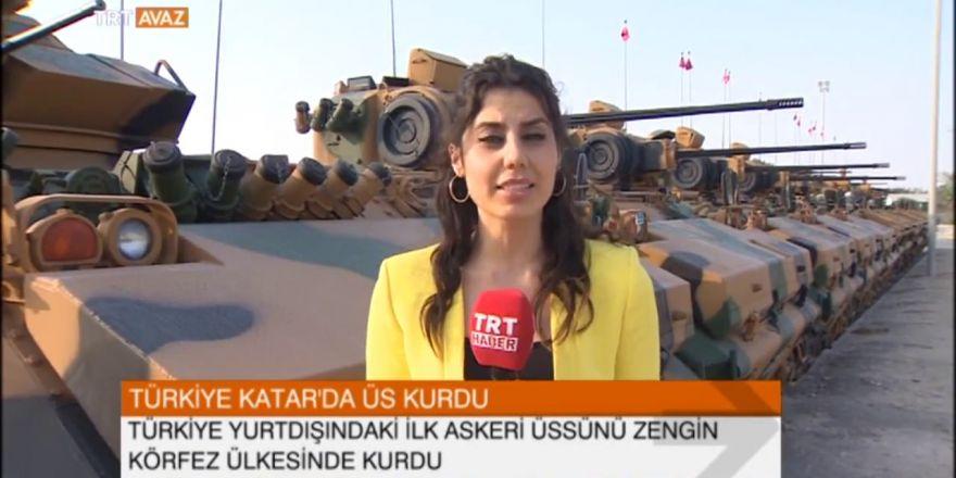Türkiye Katar'da Üs Kurdu