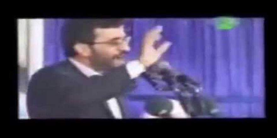 Ahmedinejad Türkçe Şiirle Yıllar Öncesinden Bugünleri Görüp Uyarmış!