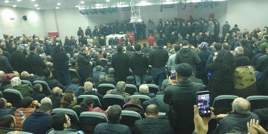Hürriyet ve Yavuz Selim mahallelerinden tepki yürüyüşü