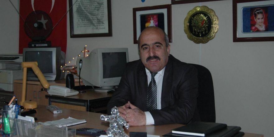 Osman Alkan'dan kongre daveti