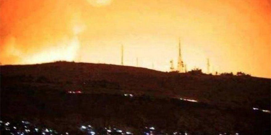 ABD, Suriye'yi böyle vurdu