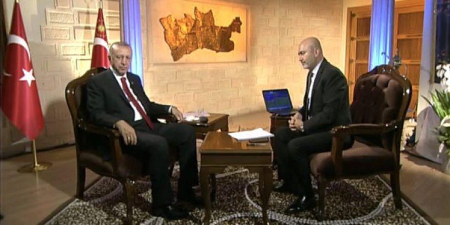 Cumhurbaşkanı Erdoğan'a halkın eleştirilerini dinletiyorlar (Seçime 3 gün kala)