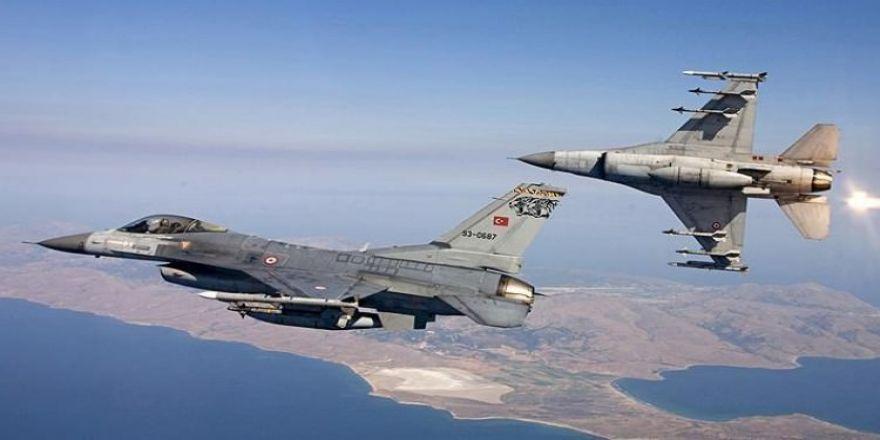 TSK, PKK'ya ait mühimmat deposunu imha etti