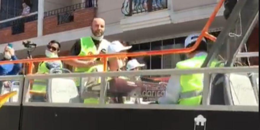 Darıca'da halka moral konseri verildi