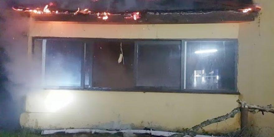 Ünlü oyuncunun Gebze'de bulunan çiftlik evinde yangın çıktı