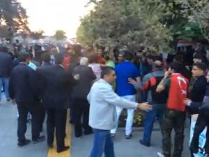 HDP Gebze Mitinginde Olaylar Çıktı